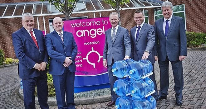 Castik Capital invests in UK cooler company Angel Springs