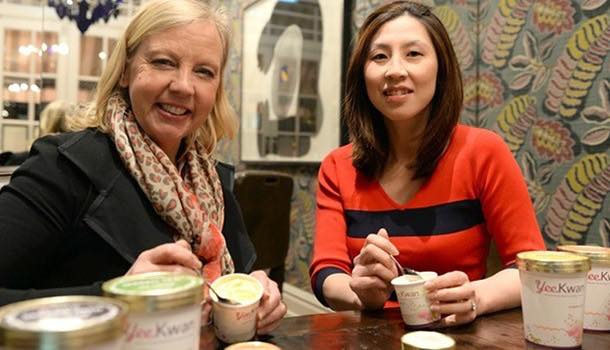 Deborah Meaden talks about investing in good food and drink business ideas