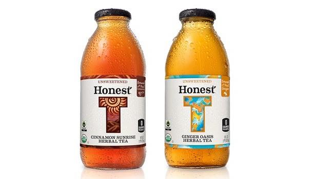 Honest Tea showcases new organic herbal teas and zero-calorie sodas