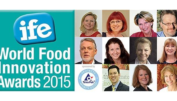 Judging panel announced for IFE World Food Innovation Awards