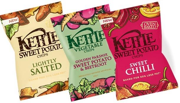 Kettle Chips owner Diamond Foods acquires Dutch potato chip producer