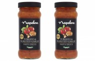 Napolina launches two new pour-over cooking sauces