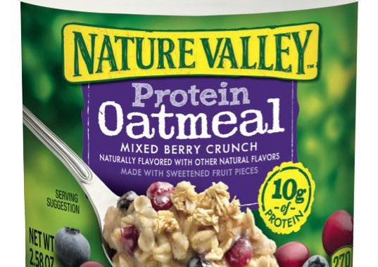 Nature Valley Protein Oatmeal