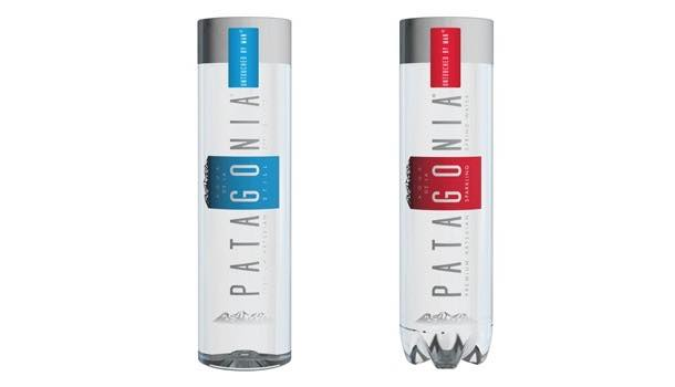 Argentinian company launches Patagonian mineral water in unique bottling