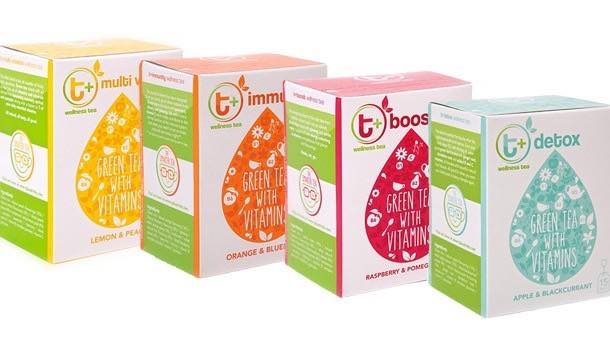 T Plus launches healthy green tea range with vitamins and antioxidants