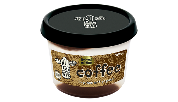 The Collective limited edition Coffee yogurtThe Collective limited edition Coffee yogurt