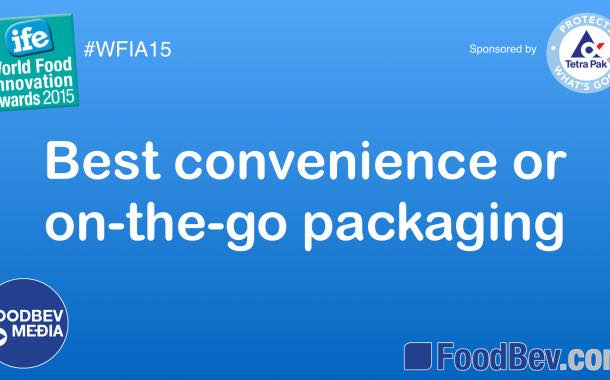 VIDEO: IFE World Food Innovation Awards – convenience packaging trends