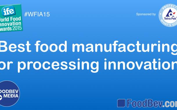VIDEO: IFE World Food Innovation Awards – food manufacturing trends