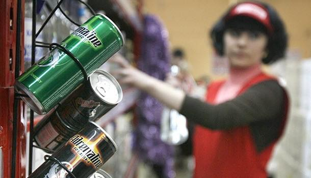 Lithuania enacts world's first ban on energy drinks for minors
