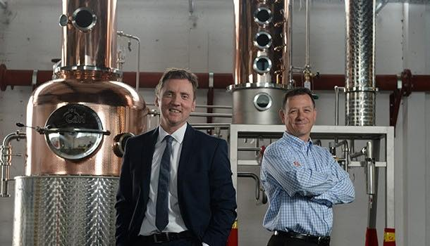 First distillery opens in Glasgow in over 100 years