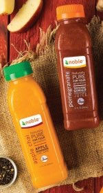 Noble Juice launches new drinks