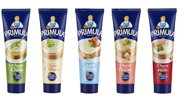 Primula Cheese donates £100K to UK cancer charity