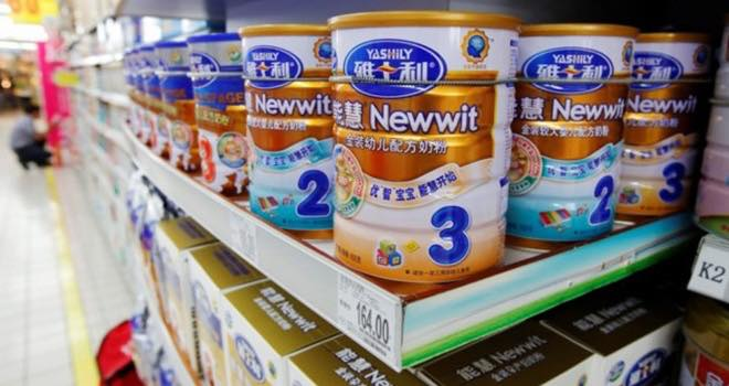Danone and Mengniu expand alliance for infant milk formula in China