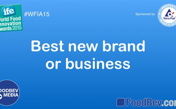 VIDEO: IFE World Food Innovation Awards – new brand or business