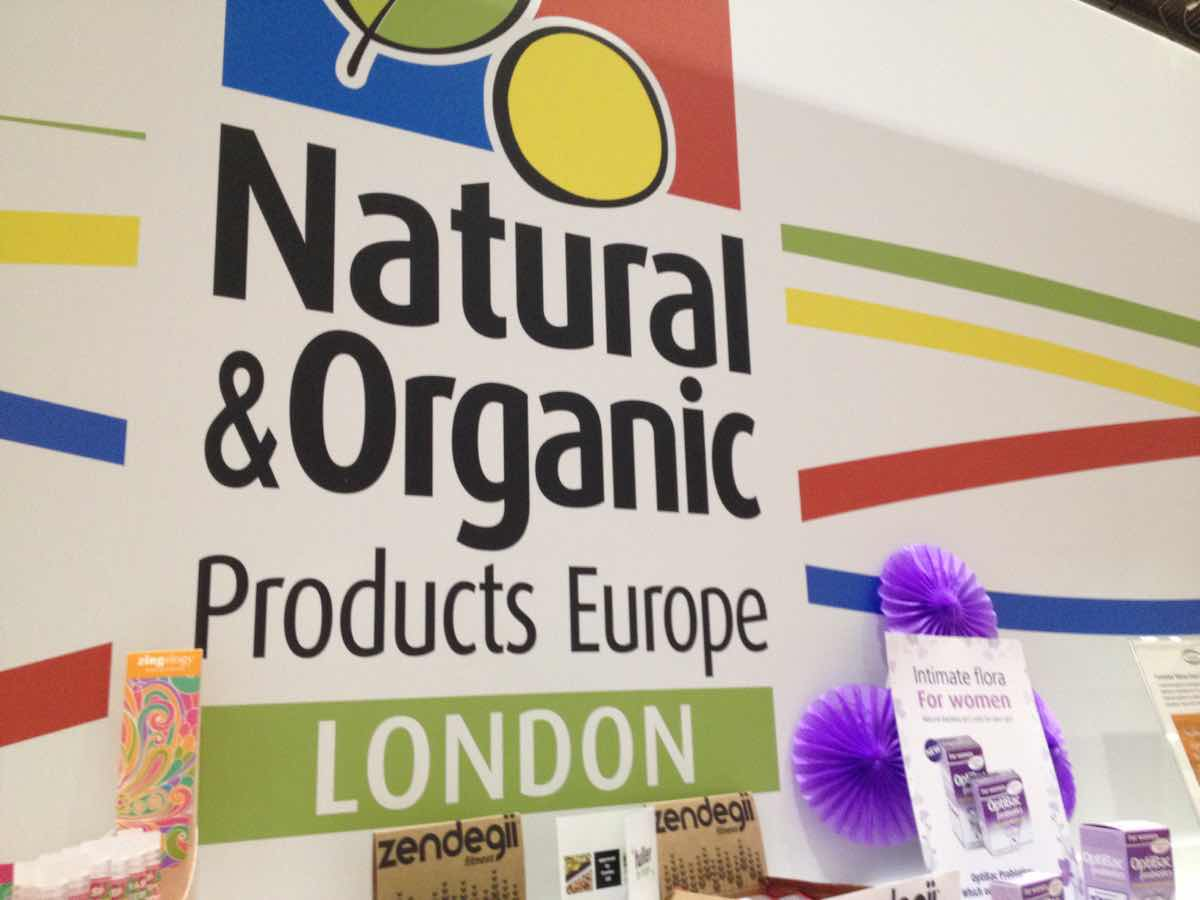 Gallery: Photos from Natural & Organic Products Europe 2015