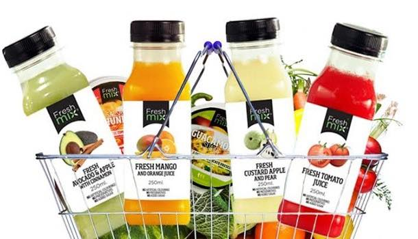 Freshmix launches new fresh, long-lasting juices and dips