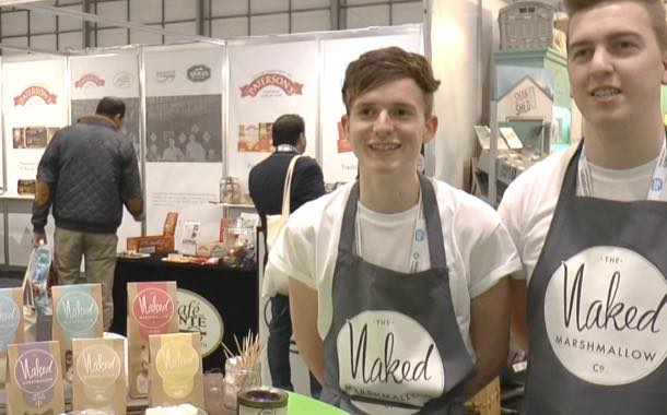 Podcast: Naked Marshmallow Co. – stripping down to natural flavours