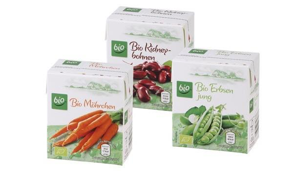 Aldi launches eco-friendly vegetable carton packs in German supermarkets