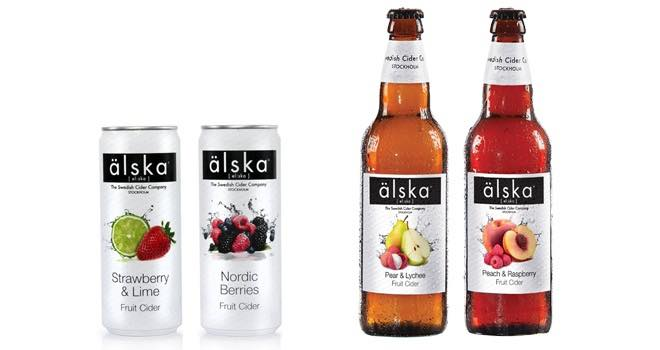 Enlightone: Fruit Cider Brand Älska Introduces New Flavours And