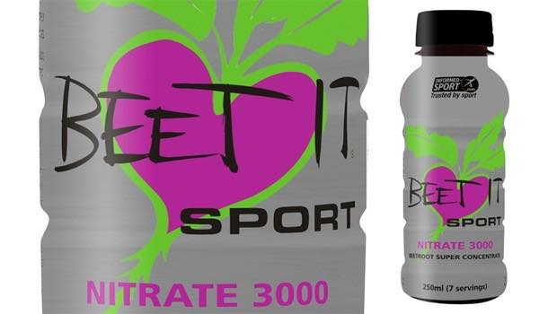 Beet It Sport unveils beetroot juice with '40% more' natural nitrate