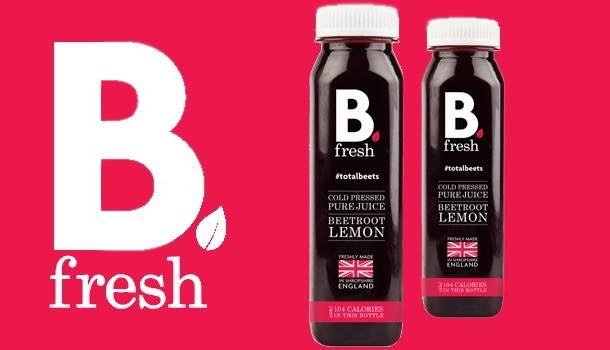 B.Fresh launches beetroot juice to 'enhance sport performance'