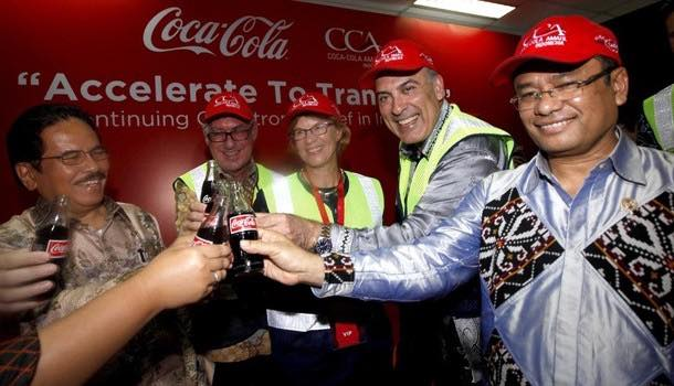 Coca-Cola Amatil invests in two new production lines at Indonesia facility