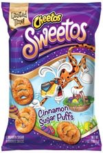 Cheetos to release sweet cinnamon crisps in time for Easter