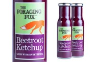 The Foraging Fox targets condiment category with new beetroot ketchup