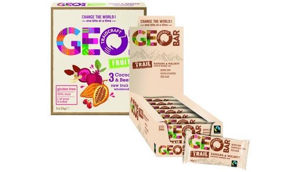 Trail-blazers: company launches first gluten-free Fairtrade snack bar