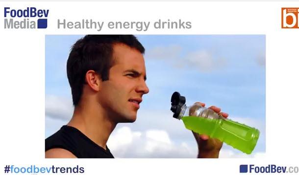 Healthy Energy Drinks: #Foodbevtrends
