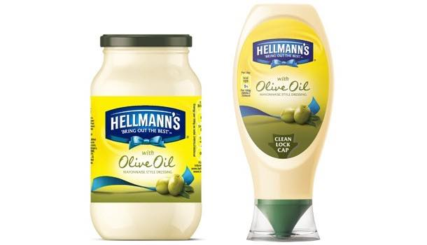 Hellmann's launches new mayonnaise-style dressing with olive oil
