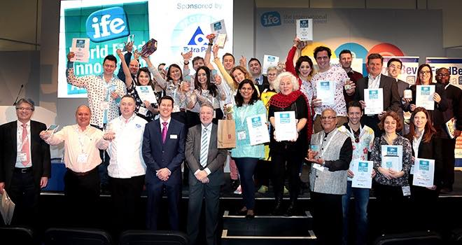 Winners and finalists of the World Food Innovation Awards announced at IFE