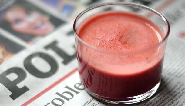 A beetroot juice a day keeps blood pressure away, researchers say