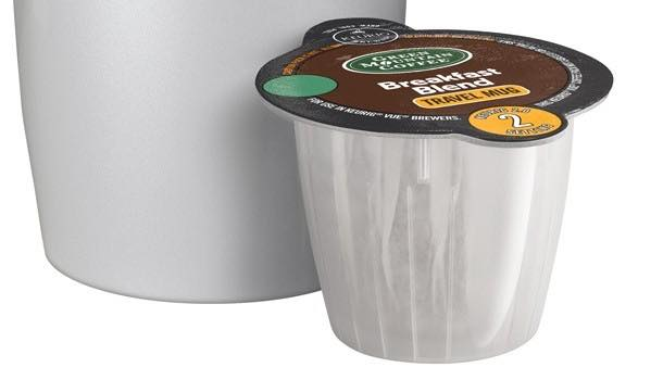 Keurig launches K-Mug pods for brewing travel mug-sized beverages