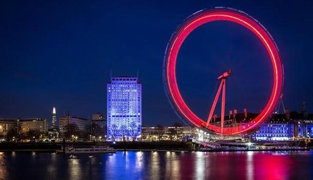 Coca-Cola commences sponsorship agreement with London Eye