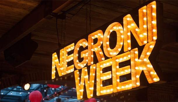 Negroni Week raised record amount for charity, Campari says