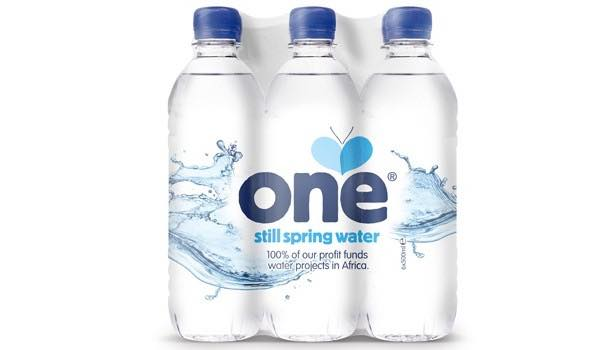 One Water reveals redesigned shrink wrap packaging for multipack formats