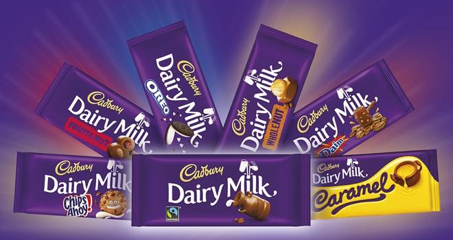 Cadbury To Spend 163 7m On Dairy Milk Engagement Foodbev Media