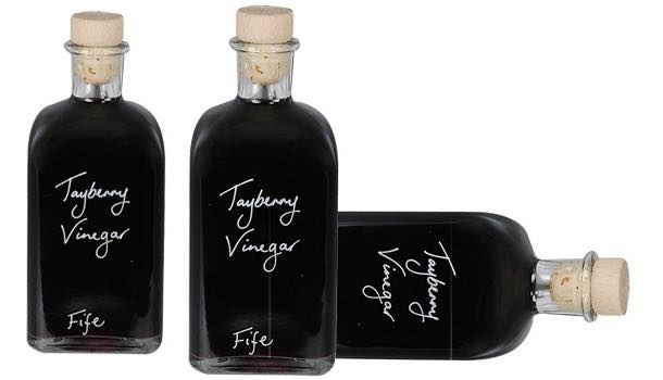 Demijohn launches tayberry vinegar made using rare Scottish fruit