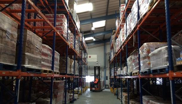 Tudor Rose implements supply chain management software from AEB