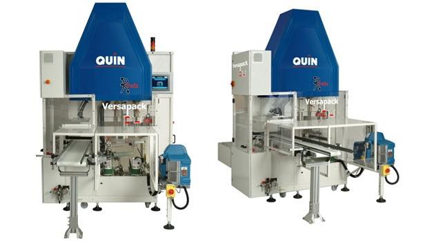McCain Foods opts for Versapack case packing machine from Quin Systems