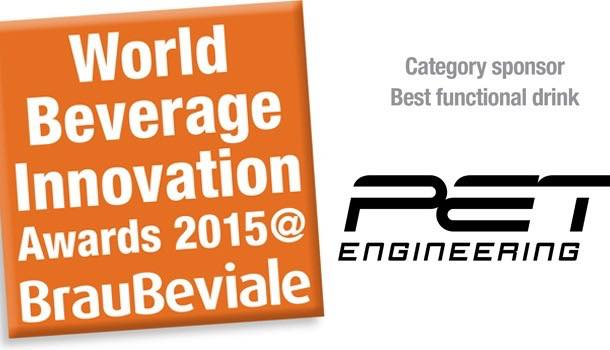 PET Engineering sponsors World Beverage Awards functional drinks category