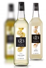 Maison Routin redesigns syrups range