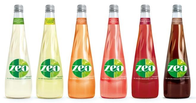 Soft Drinks Brand Zeo Launches New Flavours And Packaging