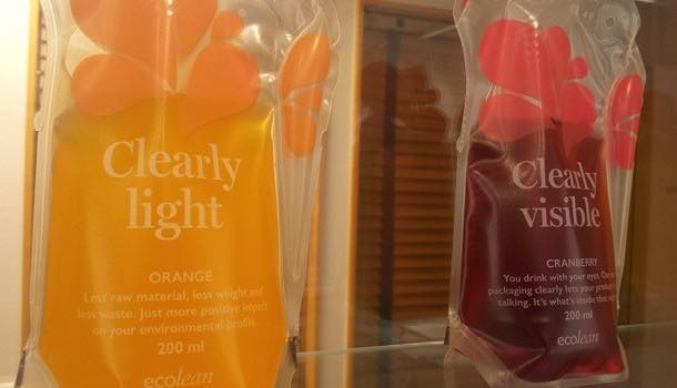 Ecolean - the growing force in the stand-up pouch market