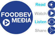 Read, watch, listen and share with FoodBev Media