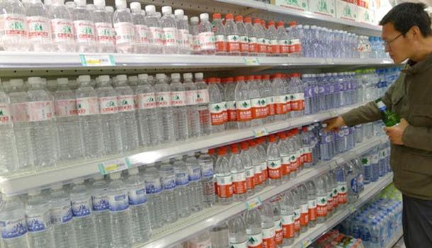 China to regulate bottled water labelling