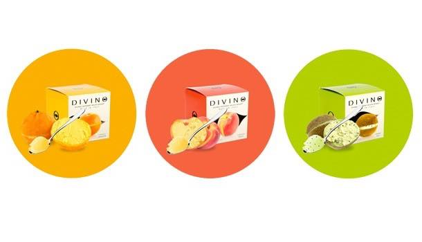 Divino introduces Italian gelato-filled fruit to US market
