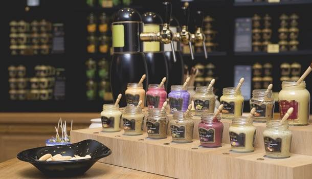 Maille installs 'first of its kind' sampling technology at London store