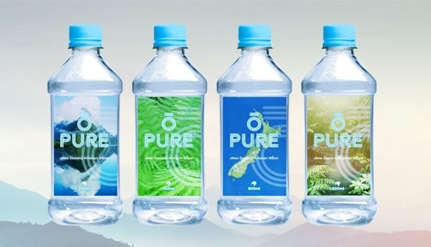 New Zealand start-up Ō Pure to bring its pure artesian water to the UK